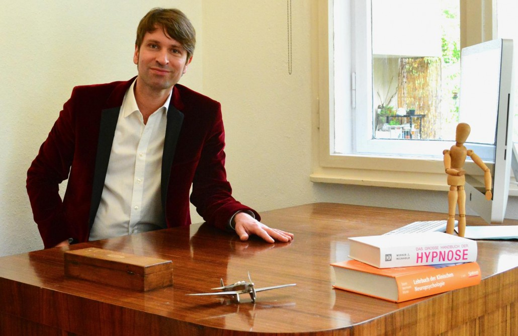 Diplom Psychologe Martin Rosenauer - Hypnose - Hypnosetherapie - Körperpsychotherapie