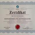 München Hypnosetherapie Zertfikat Dr. Preetz