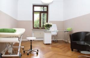 Hypnosetherapie München Behandlungsraum