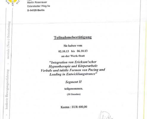 München SELBSTentwicklung Martin Busch