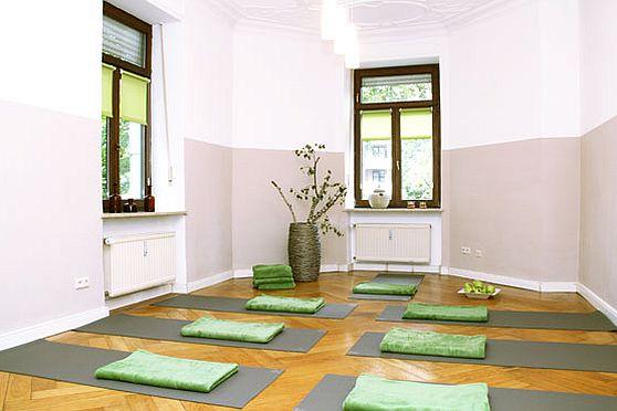 Raum Wochenendeseminar Hypnose Körperpsychotherapie bei Ängsten und Panikattacken